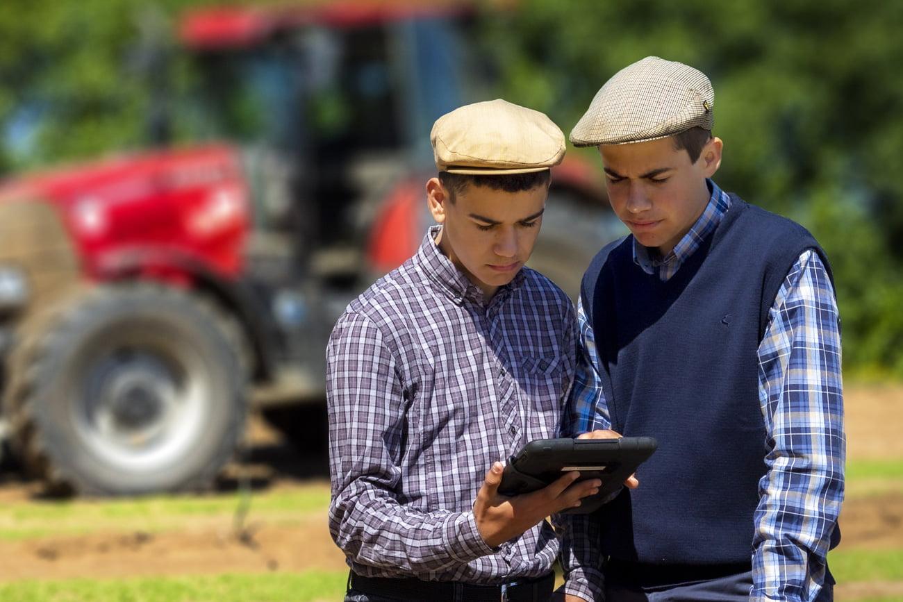 Técnico de Produção Agropecuária