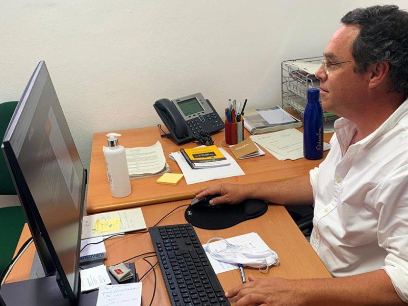 Testemunho de Nuno Duarte, ex-aluno da EPO